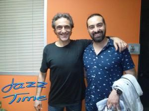 Alain Pérez y Jorge Grimaldos
