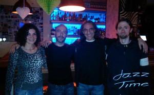 Chema Vilchez band y Jorge Grimaldos
