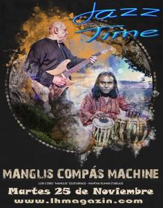 Manglis en Jazz Time