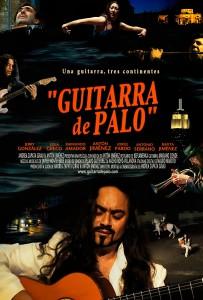 Guitarra de palo