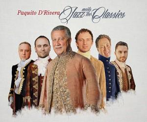 Paquito D´Rivera Jazz Meets the Classics