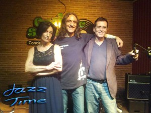 Raquel Blanco, Miguel A. Chastang y Jorge Grimaldos